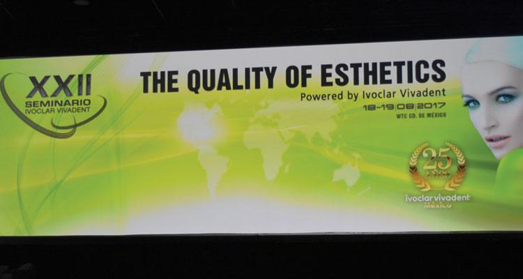 """Boletín informativo: Conocimiento, tecnología y nuevos productos se presentaron en el XXII Seminario Internacional Ivoclar Vivadent: """"The Quality Of Esthetics"""""""