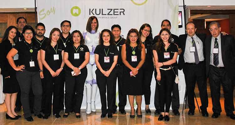 Boletín informativo: Kulzer celebra 35 años en México