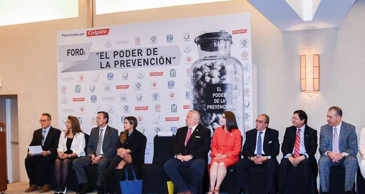 """Boletín informativo: Foro """"El poder de la prevención"""". Ignoran mexicanos beneficios de prevención en salud bucal"""